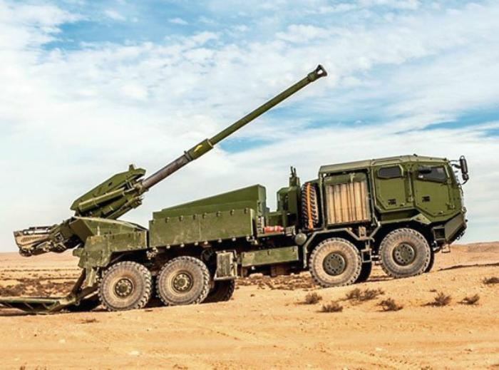 Elbit Systems to Produce New Howitzer for the IDF | Israel ...