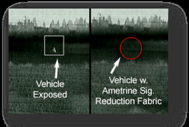 Ametrine Technologies - Advanced Camouflage for the Modern Battlefield
