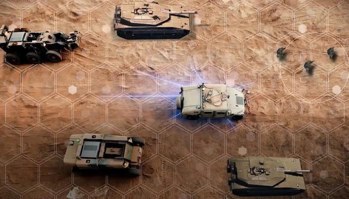 IAI to develop tech for future armored fighting vehicle