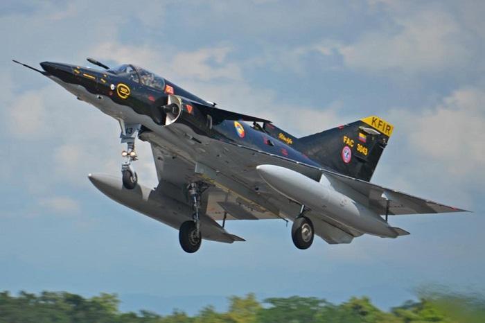 קולומביה קיבלה שני מטוסי כפיר חדשים מתעשייה אווירית