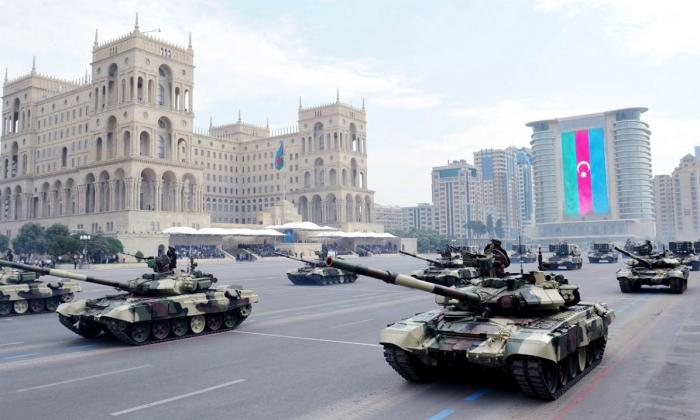Azerbaijan: From a Country with Soviet-Era Industry to a Weapons Exporter