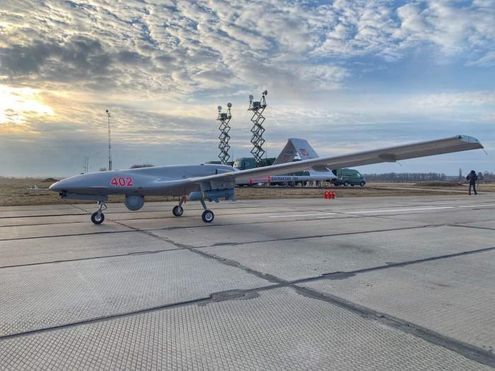 """טורקיה סיפקה לחיל הים האוקראיני כטמ""""מ חמוש ראשון מתוך ששה"""