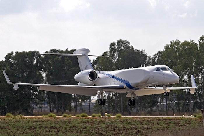 עסקת ענק: תעשייה אווירית מוכרת מטוסי מודיעין למדינה באירופה