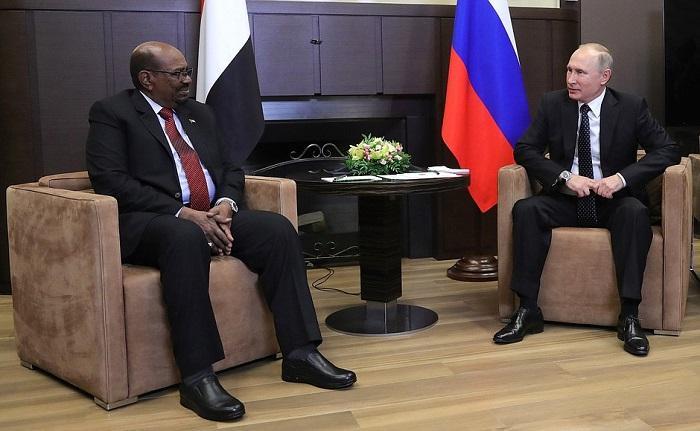 רוסיה תחמש את סודן