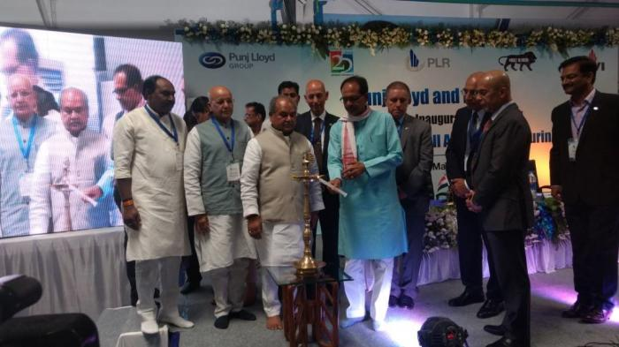 IWI Establishes Small Arms Manufacturing Plant in India