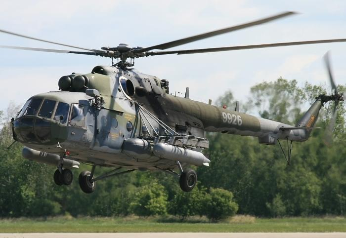 BIRD Aerosystems to enhance missile protection systems of Czech Air Force helicopters
