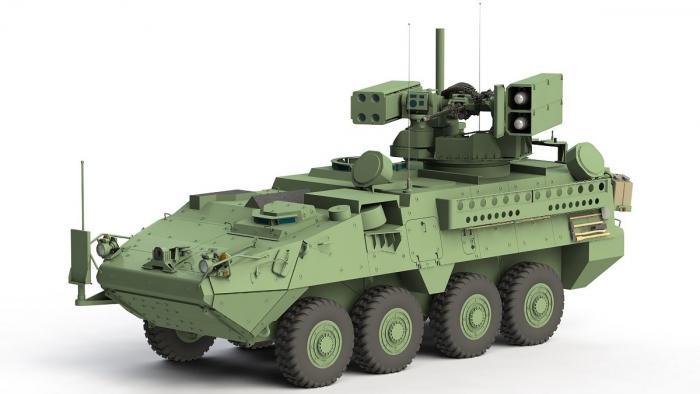 RADA's MHR Radars Selected for US Army IM-SHORAD Program