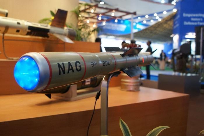 """הודו אישרה רכישת נ""""ט מסוג NAG. למרות זאת, הספייק עדיין על הפרק"""