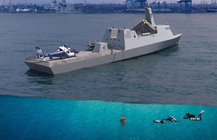 Israel's DSIT providing diver detection sonar system to NATO country