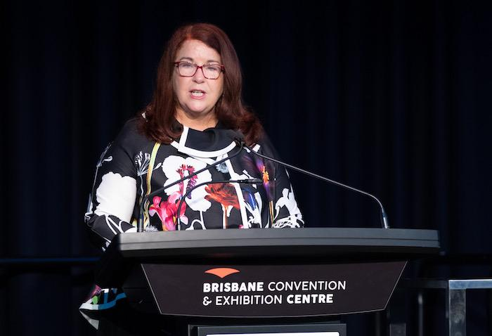 Australian Minister for Defence Industry, the Hon. Melissa Price MP