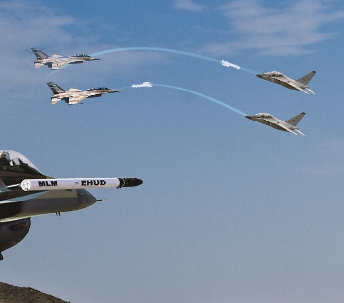 """התע""""א תספק לחיה""""א מערכות לאימון בקרבות האוויר של מטוסי האימון """"לביא"""" מול מטוסי קרב"""