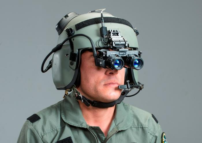 Elbit to Supply Common Helmet Mounted Displays to the US Army | Israel  Defense