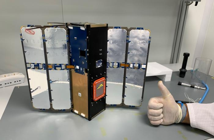 אלביט שיגרה לחלל ננו-לוויין ליישומי תקשורת