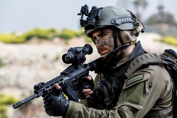 Elbit's XACT Weapon Sights Enter Operational Service with the IDF