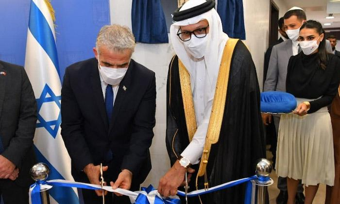 History is made for Israel and Bahrain