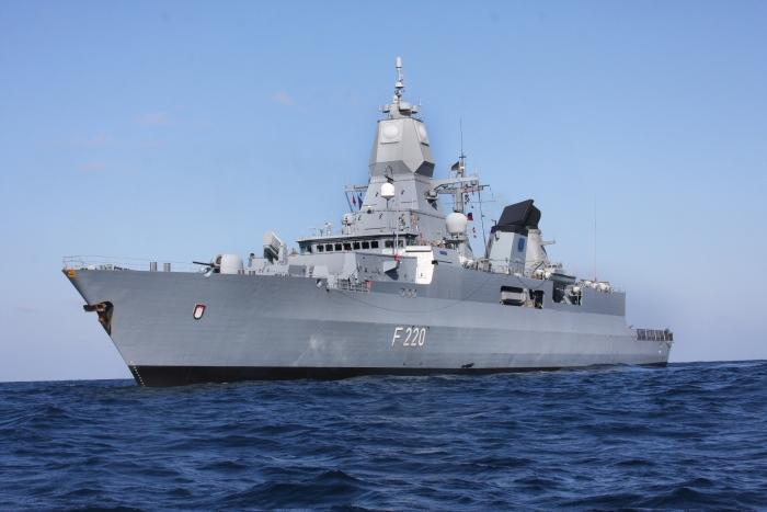 Long-range radar co-developed by IAI to be offered to German Navy