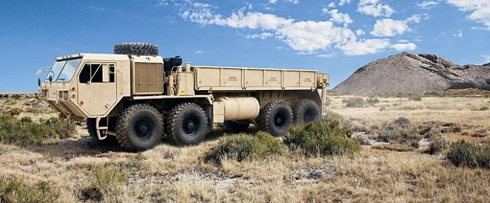 קטאר וכווית רוכשת משאיות כבדות של אושקוש