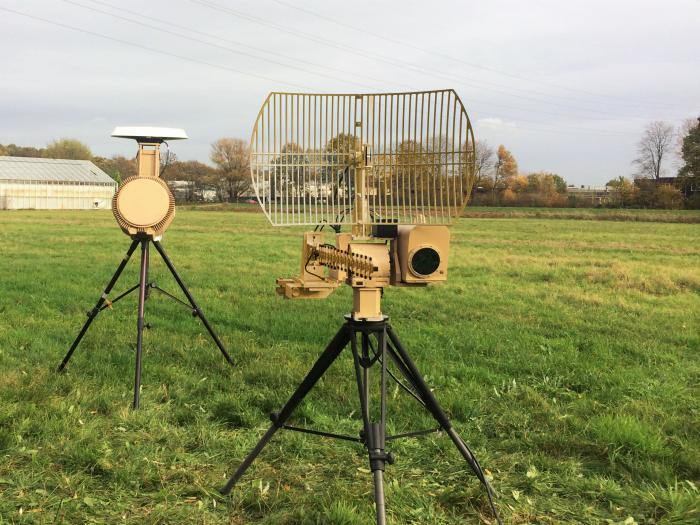 New Israeli Multi-Layer System to Neutralize Quadcopters