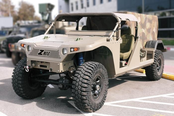 IAI to Acquire Manufacturing Operations of Zibar, Zmag and ZD All-Terrain Vehicles