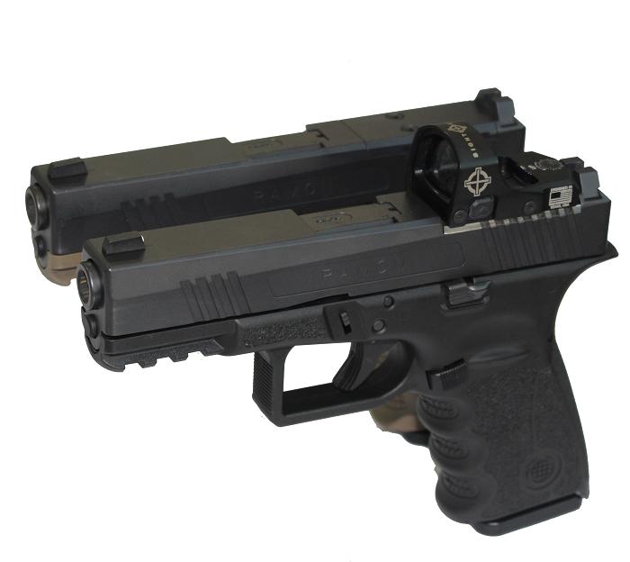 """אמתן מציגה: אקדח חדש ממשפחת אקדחי """"רמון"""""""