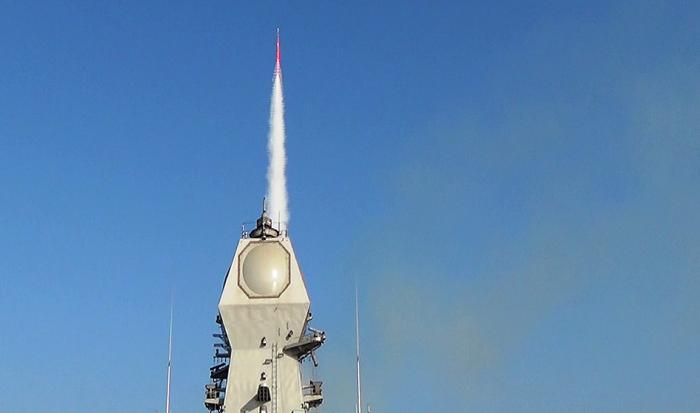 India to Purchase 131 Israeli Barak Missiles   Israel Defense
