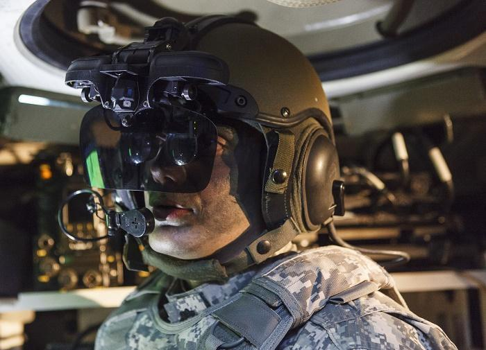 Elbit Systems Introduces the IronVision Helmet-Mounted System