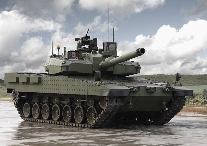 27a29c08cd38 Turkey Reveals Three Altay MBT Variants