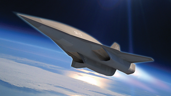 Which classified project is Lockheed Martin developing for the U.S. military?