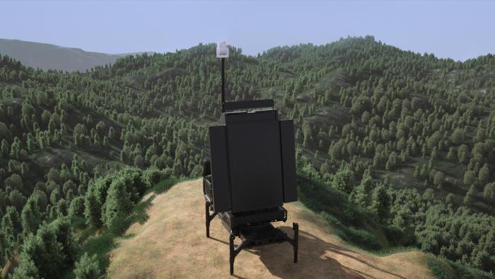 """אלתא מערכות של התעשייה האווירית משיקה את מכ""""ם MS-MMR - מכ""""ם מרובה חיישנים"""