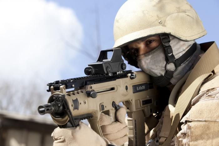 Meprolight to Supply Thousands of Red Dot Sights to IDF