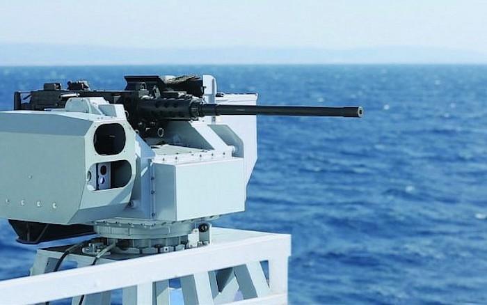 טכנולוגיה של אלביט בשירות חיל הים ומשמר החופים ההודים