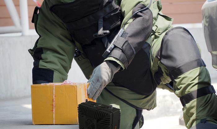 Netline unveils new C-Guard Micro-Explosive Ordnance Disposal Jamming Unit