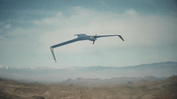 Aeronautics reveals its Orbiter 4 UAS