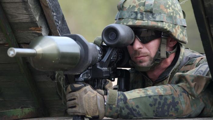 German Army procuring new rockets for Panzerfaust anti-tank weapons