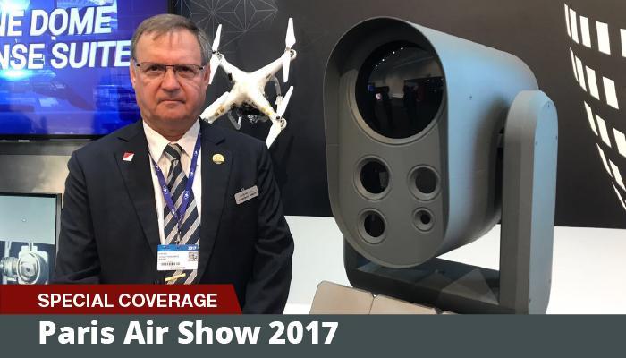 Rafael Reveals New Laser-Interception System