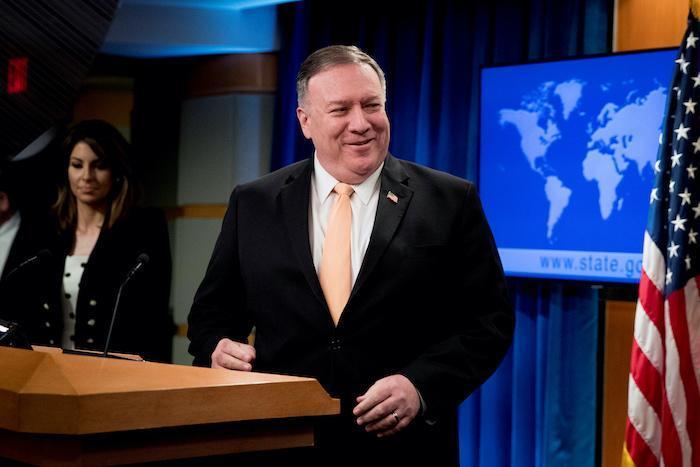 US Mulls Loosening Sanctions on Iran due to Pandemic