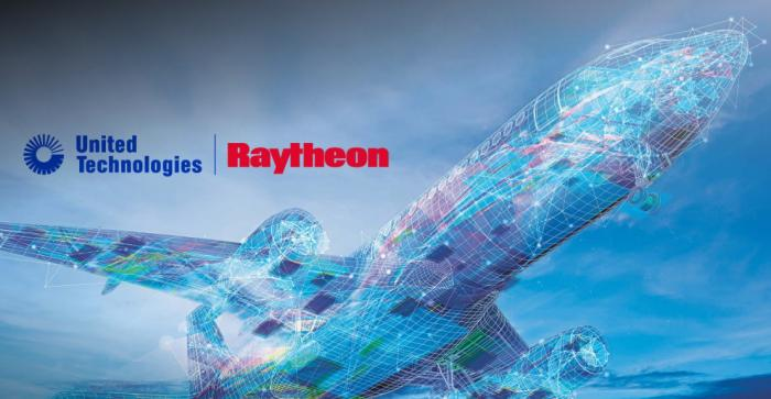 raytheon merger with united technologies