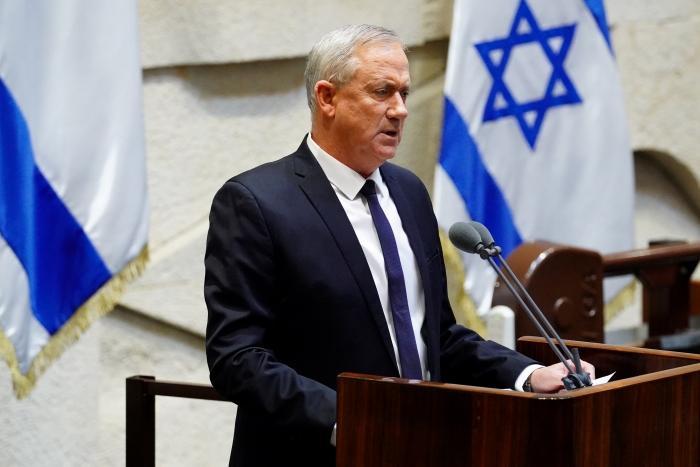 Gantz Takes the Reins as Israel's New Defense Minister