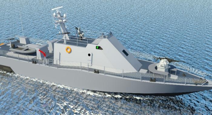 Israel Shipyards to supply Shaldag MK V vessels to Israeli Navy
