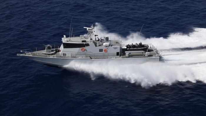 Israel Shipyards to supply East Asian Navy with Shaldag MK V vessel