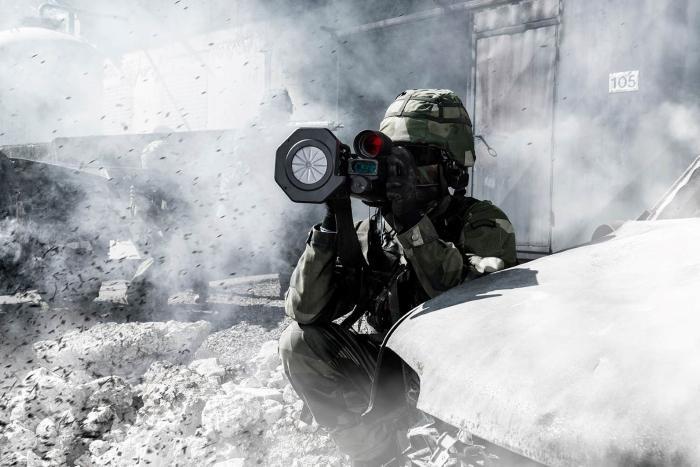 Saab to Supply Carl-Gustaf Ammunition to U.S. Military