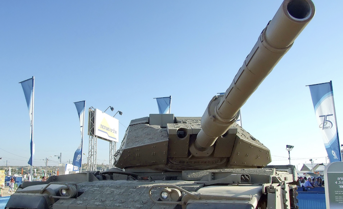 אלביט תספק טנקים קלים לצבא הפיליפיני