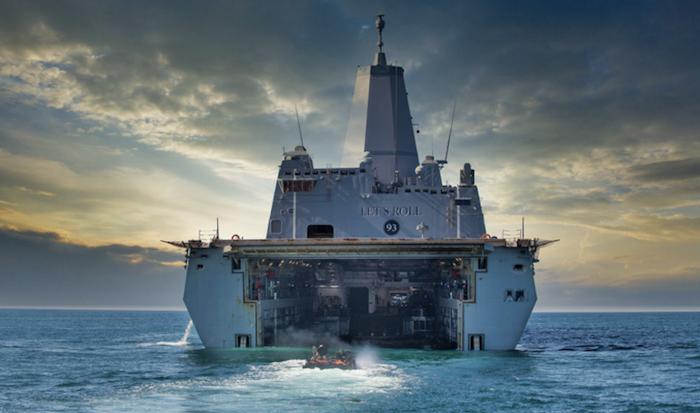 BAE תייצר רכב אמפיבי עבור חיל הנחתים האמריקאי