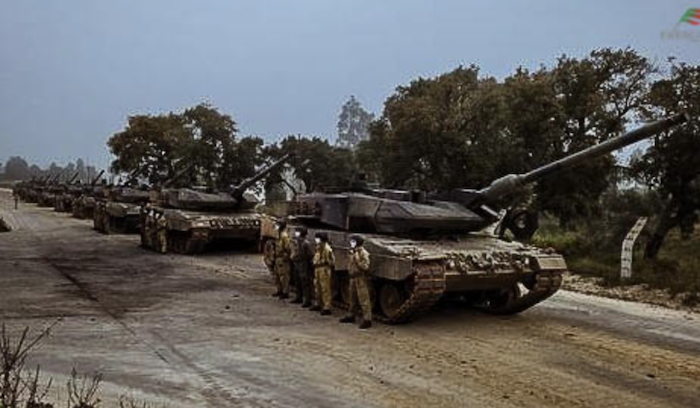 Portugal wants to integrate active protection systems into its tanks