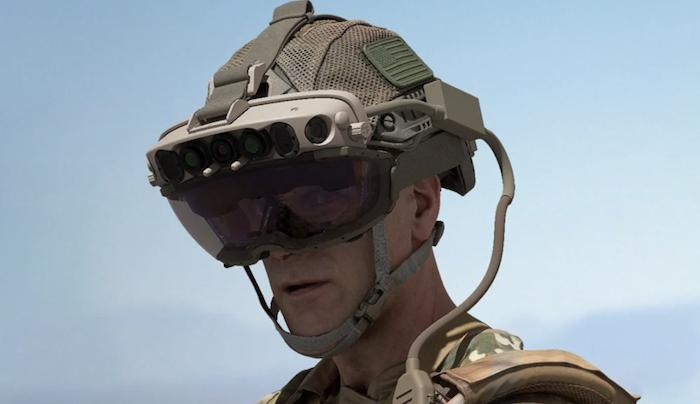 צבא ארה״ב מכניס לשימוש משקפי מציאות רבודה