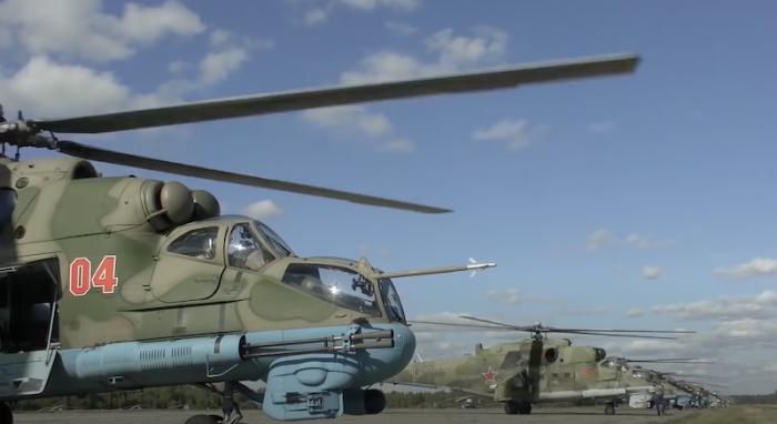 תרגיל צבאי רוסי מלחיץ את אוקראינה