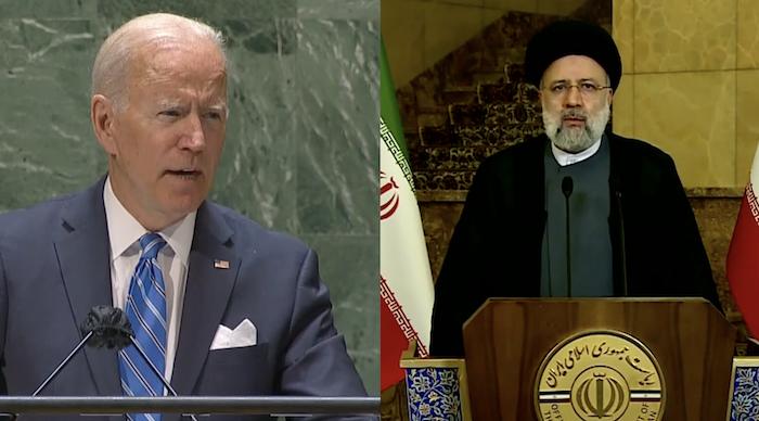 הסכם הגרעין: ביידן וראיסי העדיפו לדבר א-סינכרוני באו״ם מאשר בוינה