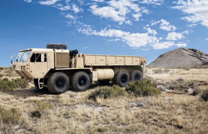 אושקוש דיפנס תספק משאיות צבאיות לעירק, מלזיה ולבנון