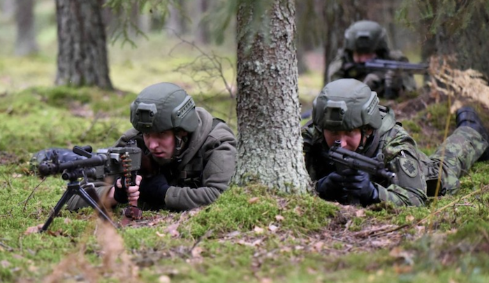 Lithuanian Army to be equipped with additional G36 Assault Rifles