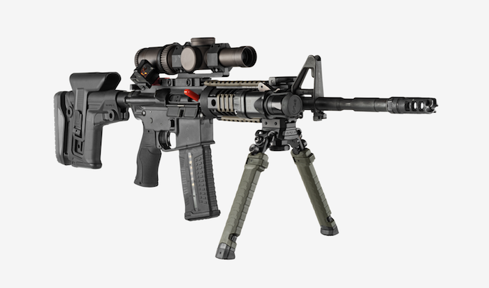 FAB introduces collapsible rapid adjustment precision stock for AR-15 style rifles